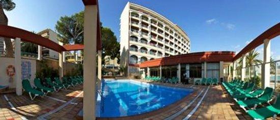 Hotel Seramar Comodoro Playa: Vista Fachada del Hotel