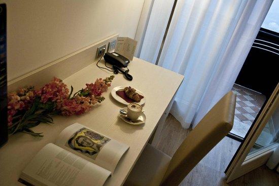 Hotel Bareta: Junior suite