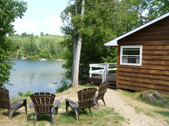 Barry's Bay Cottage Resort :                   cottage 3