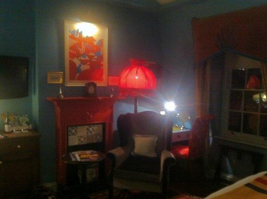 The Zetter Hotel:                   Zetter Suite