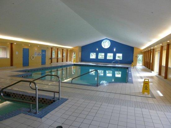 Manning Park Resort: Schwimmbad