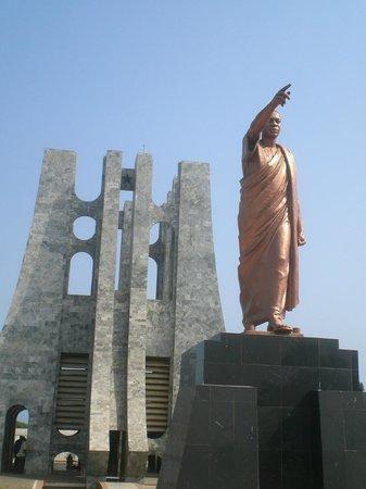 Dr. Kwame Nkrumah's Mausoleum