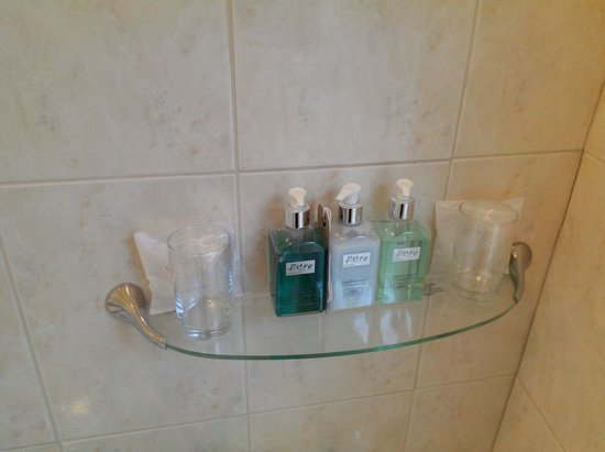 The King's Head Hotel: Arran Aromatics toiletries