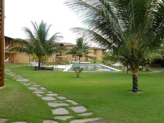 Resort La Torre:                   Vista desde nuestra habitacion