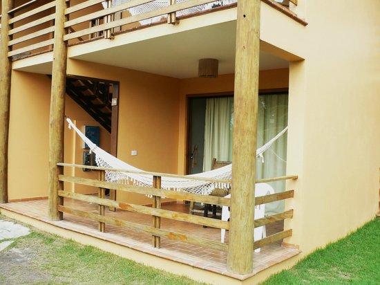 Resort La Torre:                   Vista de nuestra habitacion