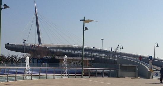 Ponte del Mare:                   BELLO!