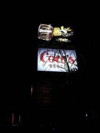 Coco's : Coco´s Resto cartel publicitario