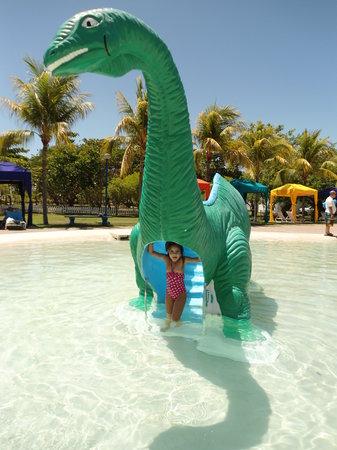 Laguna Mar :                   mundo infantil
