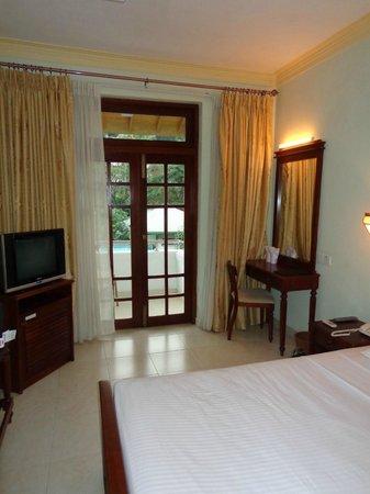 Serene Garden Hotel:                   Intérieur chambre