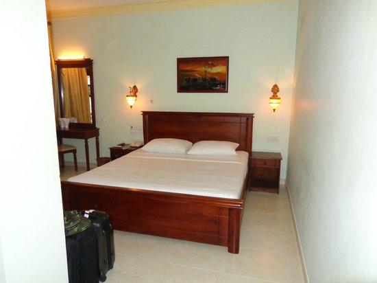 Oak Ray Serene Garden Hotel:                   Chambre