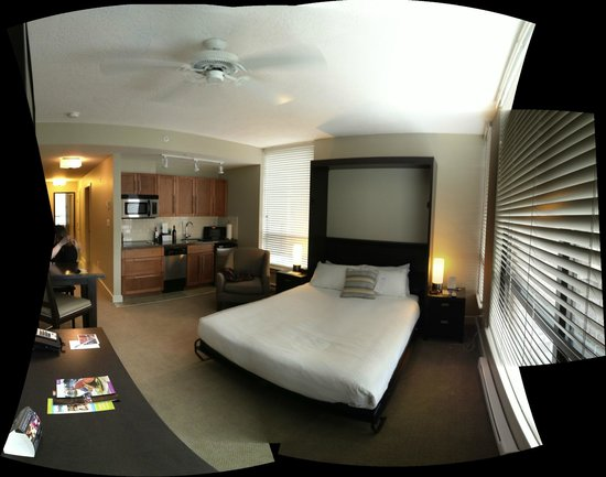 The Oswego Hotel:                   Studio Suite