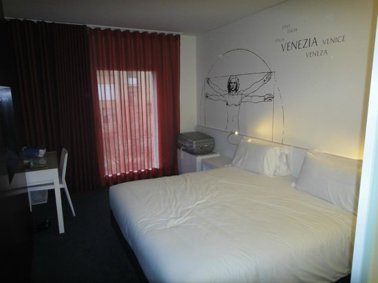 Hotel 3K Europa:                   Bedroom