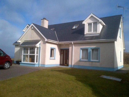 Portbeg Holiday Homes at Donegal Bay:                   maison en face de la Baie de Donegal