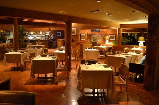 Ventana Inn & Spa:                   Ventana restaurant