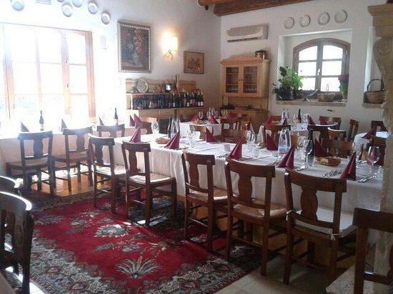 Palazzolo Acreide, Italia:                   La sala
