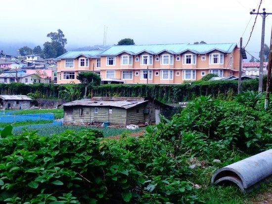 h tel picture of galway forest lodge nuwara eliya. Black Bedroom Furniture Sets. Home Design Ideas