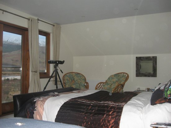 Garadh Buidhe Bed and Breakfast:                   Bedroom