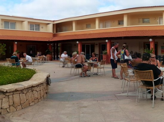Crioula Club Hotel & Resort:                   Piazzetta Hotel Crioula