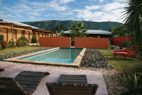 Lemon3Lodge Guesthouse :                   zwembad