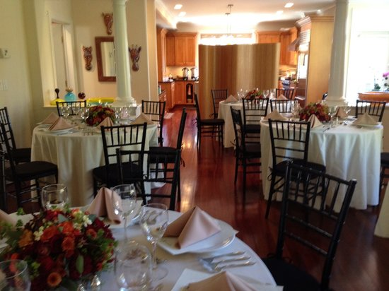green ROCKS inn: Exquisite events at the inn