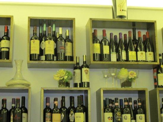 Restaurant interior picture of il falchetto rome