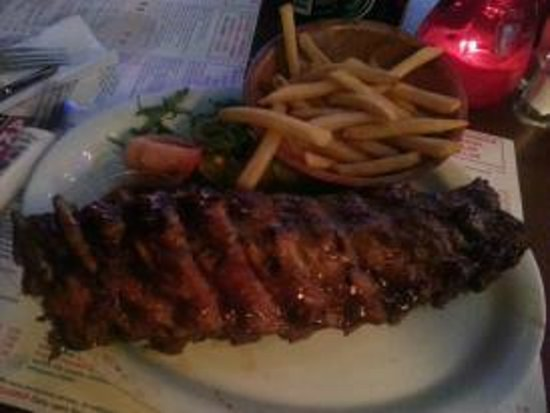 NL Hotel District Leidseplein:                   Spare Ribs..must try!