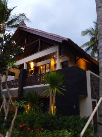 Aston Sunset Beach Resort:                   ..la nostra Villas...