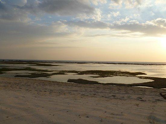 Aston Sunset Beach Resort:                   spiaggi dell'hotel nel tardo pomeriggio