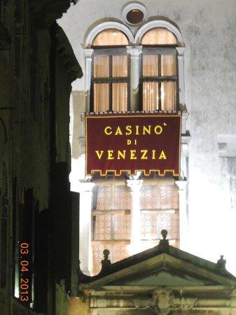 Casino' di Venezia :                   Casin Divenezia