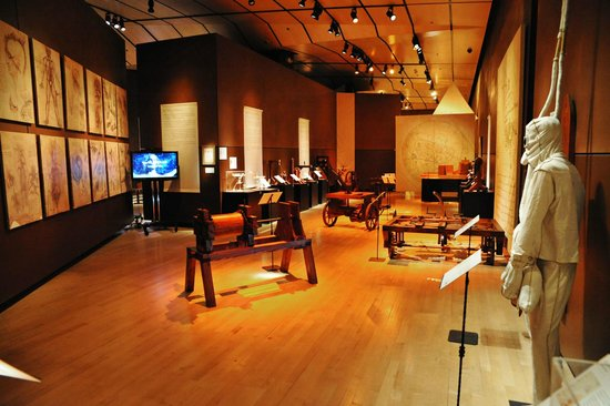da vinci the genius at the venetian las vegas essay On our last day to the vegas strip we visited the exquisite venetian resort & casino to see the da vinci - the genius exhibition as world travelers, my husband and i have visited venice before and thought the hotel did a wonderful interpretation of what you can expect when visiting the beautiful city.