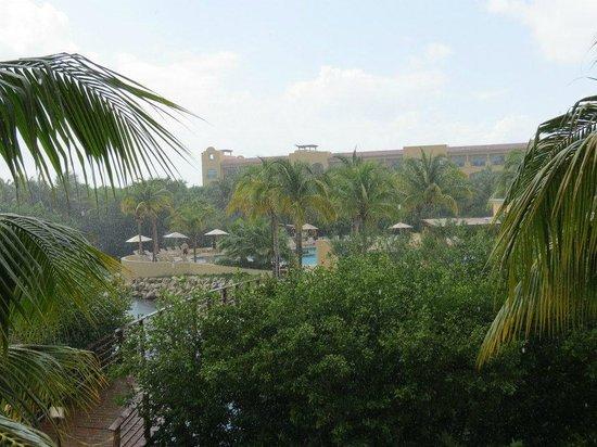 Hacienda Tres Rios:                   View from room 4127