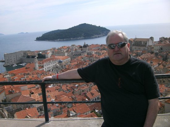 Rooms Vicelic :                   Enjoying The View From The City Walls