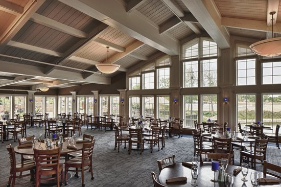 Nationwide Hotel and Conference Center : Dinning area at NorthPointe