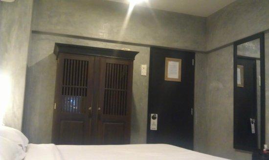 Taru Villas - Lake Lodge:                   chambre