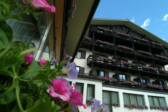 Intermonti Hotel: Vista