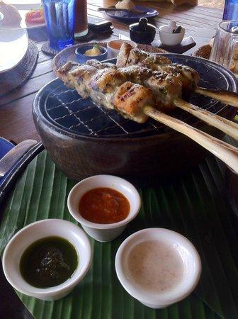 Novotel Bali Benoa:                   Mahi Mahi