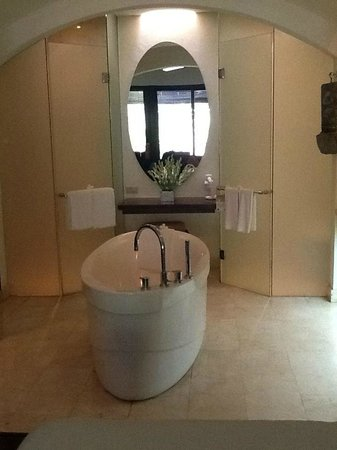 Novotel Bali Benoa:                   Dream Bathroom
