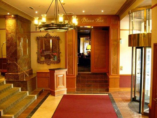 Crowne Plaza Hotel Salzburg - The Pitter:                   American Bar