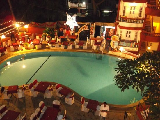 Santiago Beach Resort:                   Ready for the New Year party