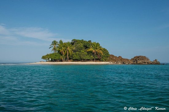 Coiba Island National Park:                   isla granito de oro