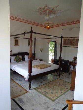 Karohi Haveli:                   bedroom