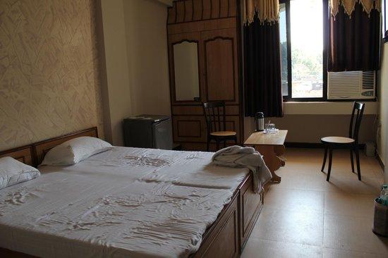 Hotel Valentine :                                     Zimmeransicht