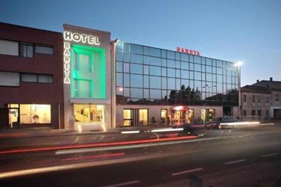 Hotel Bareta: External view