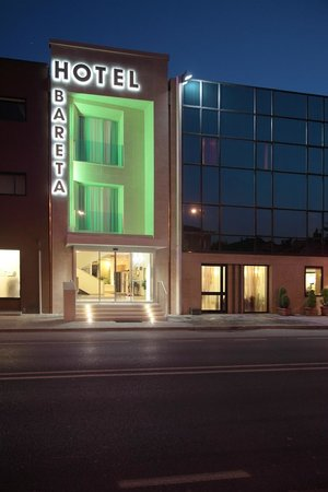 Hotel Bareta: External view green
