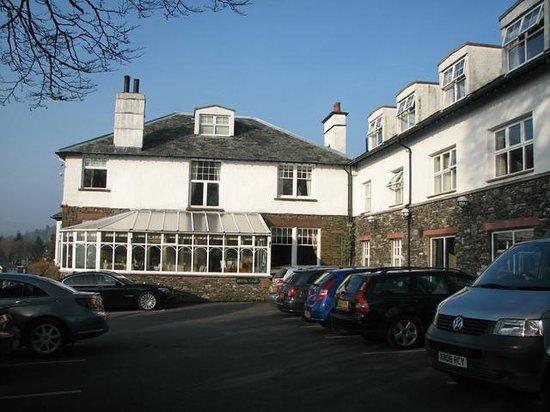 Hillthwaite Hotel:                   Hillthwaite House Hotel