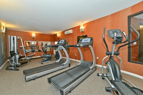Ravel Hotel: Fitness Center