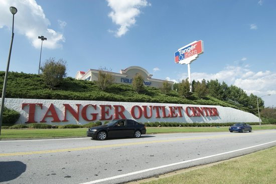 ‪‪Commerce‬, جورجيا: Tanger Outlets Commerce‬