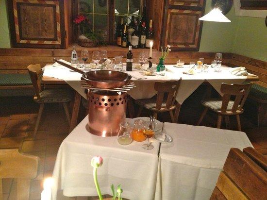 Ristorante Picnic:                   Preparazione delle crepe suzette