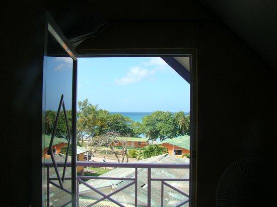 Cabanas El Encanto:                   Vista a partir do quarto
