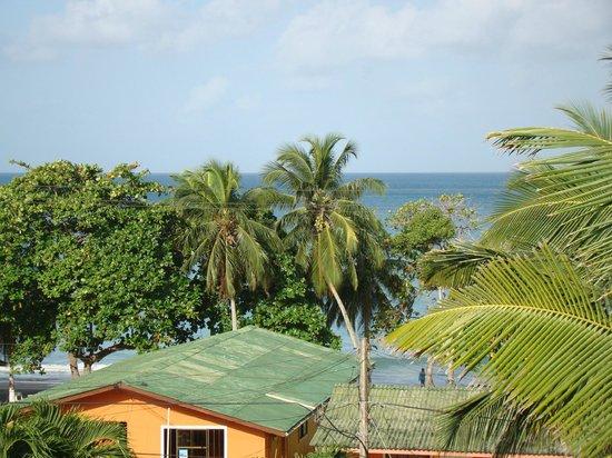 Cabanas El Encanto:                   Vista do Apartamento